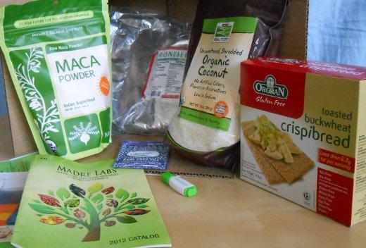 iHerb - online superfoods kopen - maca, cacao, kokos, ... -- EcoBioLiving